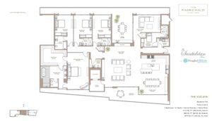 The Vizcaya - Click to Enlarge Floor Plan PDF