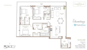 The Williams - Click to Enlarge Floor Plan PDF